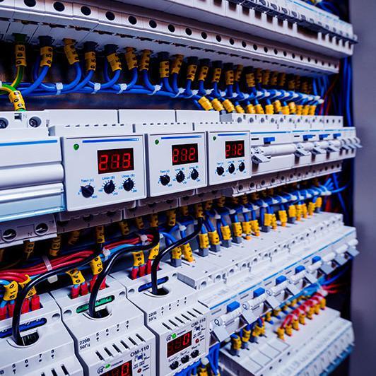 Electricité industrielle